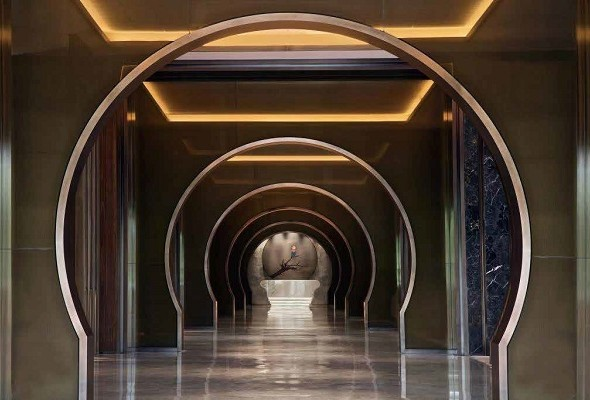 MODERN MING LUXURY 文人藝術風範 諾金酒店