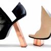 CAROLIN HOLZHUBER 瓦解架構 創新鞋型設計