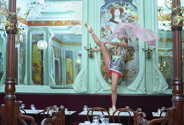 FASHION IN DANCE 從蓬蓬裙到運動鞋 「LET'S DANCE!」跨界特展